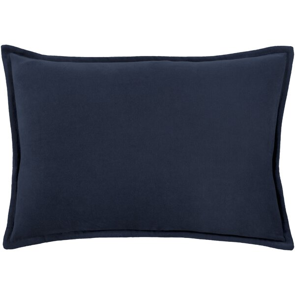 Geneseo 100% Cotton Lumbar Pillow by Longshore Tides